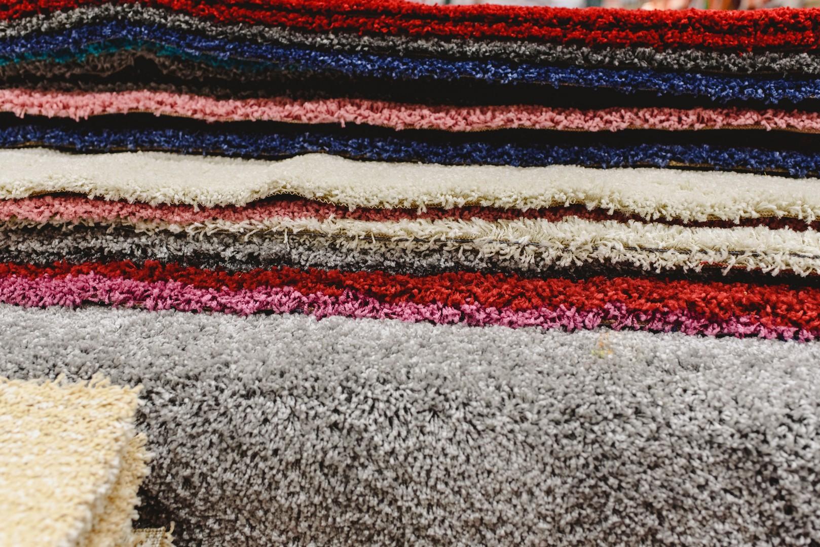 Pielęgnacja dywanów,Dywan Shaggy – krótkie wprowadzenie,Pranie dywanów: Dywan Shaggy